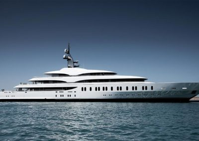 BENETTI YACHTS – M/Y IJE 108m