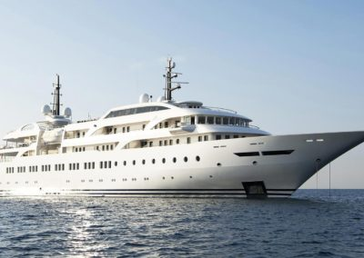 OLYMPIC YACHTS – M/V DREAM 107m